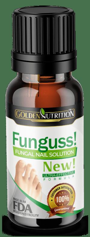 Funguss fungal nail treatment bottle