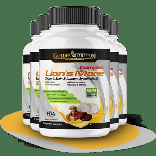 Lion's Mane Complex Best Value
